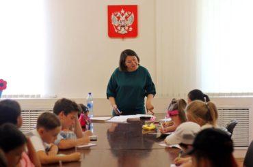 «Увлекательный русский язык» — тема второй смены «Умного детского лагеря» РЦНК в Нур-Султане