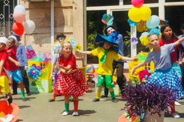 Детский праздник в Алматы