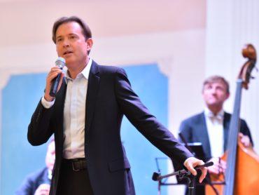 Концерт Олега Погудина в Нур-Султане