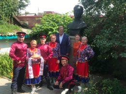 Представительство Россотрудничества поддержит гуманитарные проекты в Восточном Казахстане