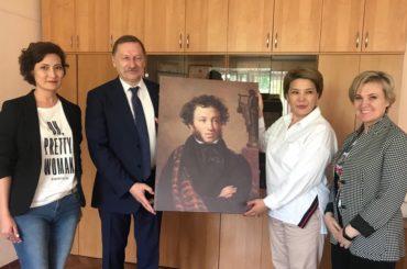 РЦНК в Нур-Султане и одна из элитных школ Петропавловска подпишут соглашение о взаимодействии