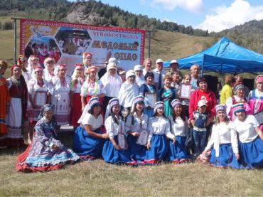 В Восточном Казахстане отметили Медовый спас