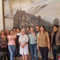 Казахстанские преподаватели русского языка и литературы проходят курсы повышения квалификации в Санкт-Петербурге