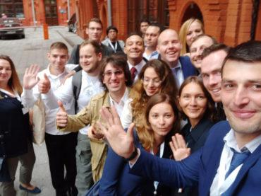 Казахстанцы приняли участие в работе летней школы Русского географического общества