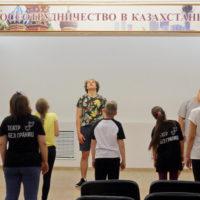 Фестиваль молодежных театров завершился мастер-классами в РЦНК