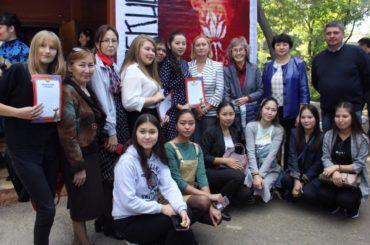 Внучка Цветаевой открыла поэтическую неделю в Казахстане