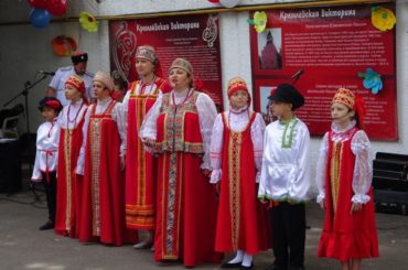 День Москвы отметили в Алматинской области