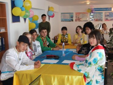 День языков народа Казахстана отметили в Атырау