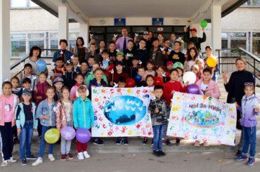 Международный день мира отметили в городах Казахстана