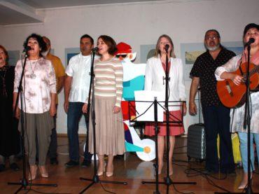 Вечер авторской песни в РЦНК в Нур-Султане