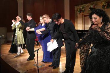 Концерт памяти Эрика Курмангалиева в Нур-Султане