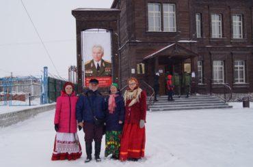 Ансамбль «Бастеньки» принял участие в праздновании 100-летия М.Т.Калашникова