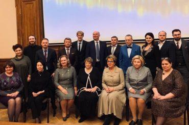 В Санкт-Петербурге обсуждают подготовку ряда значимых культурных проектов с участием Россотрудничества