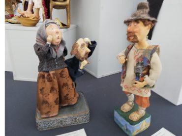 Открытие выставки в Алматы