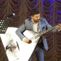 Праздничный концерт в Алматы