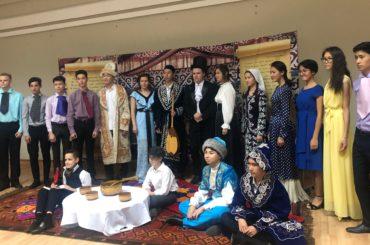 Пушкин и Абай «встретились» в Алматы