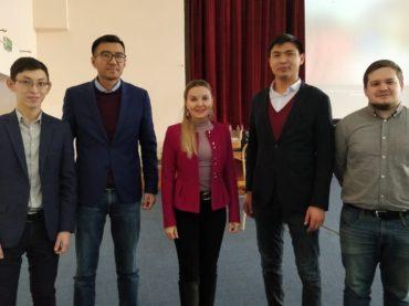 Награждение победителей Олимпиады Цифрового века прошло в столице Казахстана