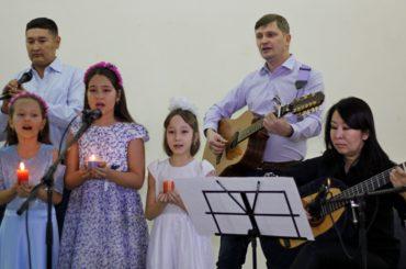 «Старый Новый год» в РЦНК в Нур-Султане