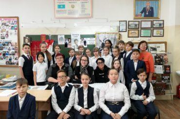Акция «Панфилов с нами» в Алматы