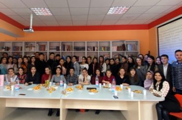 К 160-летию А. П. Чехова: творческий вечер в Алматы