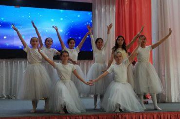 Рождественская сказка в Алматы