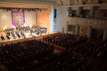 Рождественский концерт в Алматы