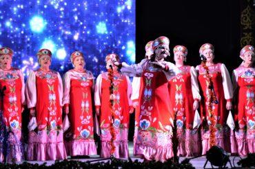 Рождество отметили в Усть-Каменогорске