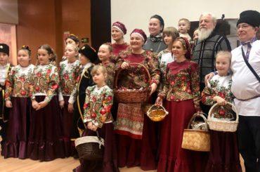 Святочные посиделки в Алматы