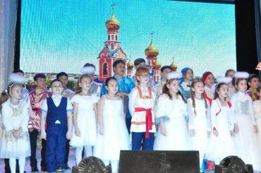 Соотечественники в Атырау отметили Рождество Христово