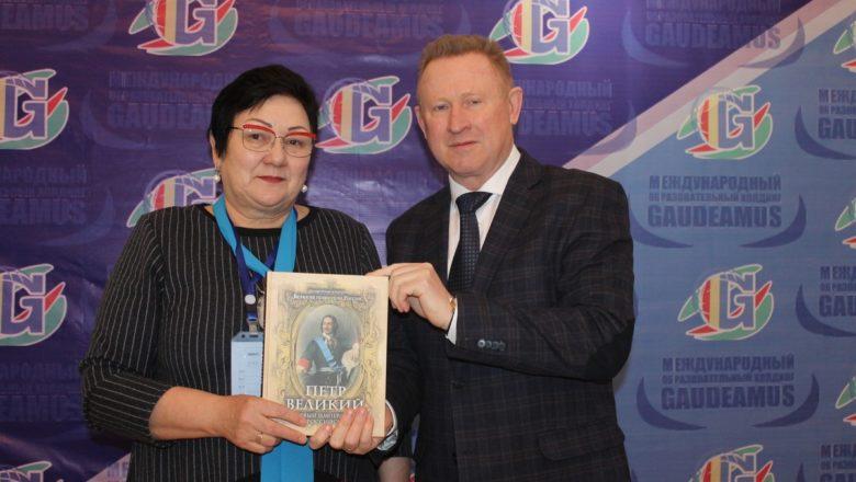 Выставка «Образование и наука в Российской Федерации» прошла в Уральске
