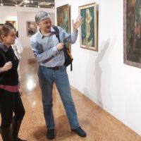 Выставка в Национальном музее Республики Казахстан