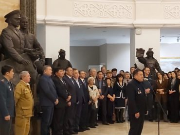 В Нур-Султане отдают дань уважения воинам-интернационалистам