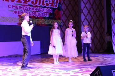 АРЦ «Славяне», 8 марта, фото и видео