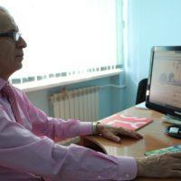 В Восточно-Казахстанской библиотеке прошла встреча с детской писательницей Ниной Дашевской
