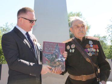 Жители Западного Казахстана присоединились к всероссийской акции «Свеча памяти»