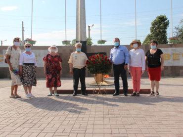День памяти и скорби в Атырау