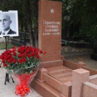 В Казахстане состоялось открытие памятника Сулейману Гафиатуллину
