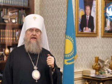 День Крещения Руси отметили в Алматы