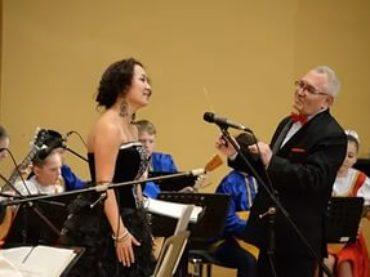 Концерт в Казахской национальной консерватории им. Курмангазы
