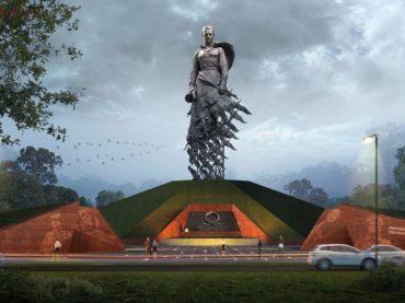Деревня Трубина- центр Ржевской битвы