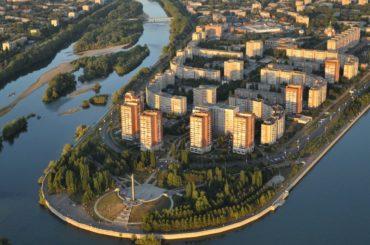 Восточным воротам Казахстана — Усть-Каменогорску — 300 лет