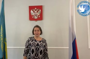 День Абая в Алматы