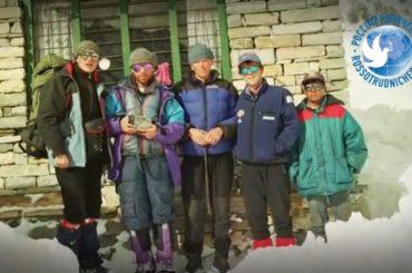 Международный день альпиниста отметили в Алматы