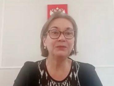 Прямой эфир с заместителем руководителя представительства Россотрудничества в Казахстане Ириной Переверзевой