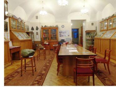 Виртуальная экскурсия по Минералогическому музею СПбГУ