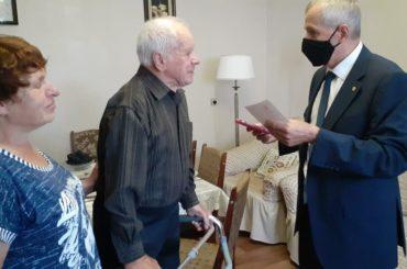 2 сентября в день окончания Второй мировой войны ветеранам Восточно-Казахстанской области вручили медали