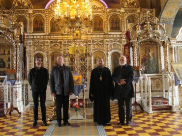 В Уральске состоялся премьерный показ фильма, посвященный Спасо-Преображенской церкви
