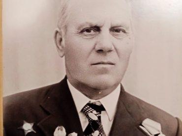 Шевчук Василий Федорович (1914-02.1942г.г.)