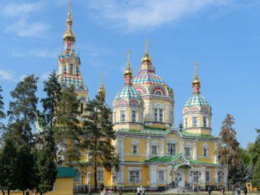 В Алматы представили документальный фильм «Храм на склонах Алатау»