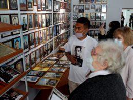 В Атырау открыли Зал боевой славы